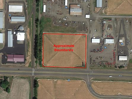 Vacant Commercial Development Land on Hwy 34 between Corvallis and Interstate-5