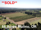 55 Acres Clackamas County Oregon Land for sale