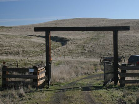 Gated and Fenced Private Oregon Hunting Land
