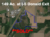 149 Acres Agricultural Investment Land
