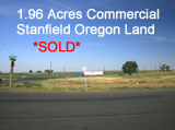 Oregon Land Stanfield
