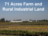 Washington County Farm with Industrial Land
