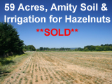 59 Acres Willamette Valley Irrigated Land for sale