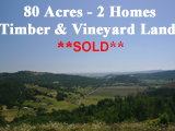 80 Acres Yamhill County Oregon for sale